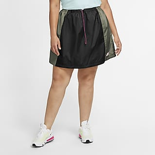 Nike Sportswear Icon Clash Women's Woven Skirt (Plus size)