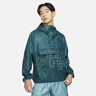 Nike Men's Hooded Anorak