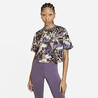 Nike Sportswear Γυναικεία κοντομάνικη μπλούζα