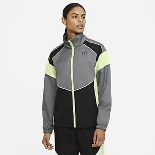 Nike Swoosh Fly Damen-Basketballjacke
