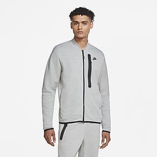 Nike Sportswear Tech Fleece Veste aviateur pour Homme