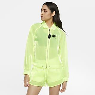 Nike Air Женская тренерская куртка