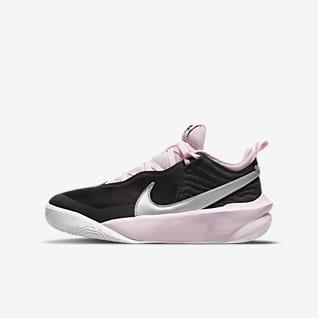 Nike Team Hustle D 10 Big Kids' Basketball Shoe