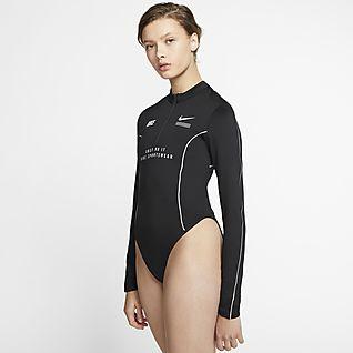 Nike Sportswear DNA Γυναικείο μακρυμάνικο ολόσωμο κορμάκι