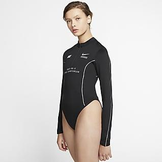 Nike Sportswear DNA Женское боди с длинным рукавом