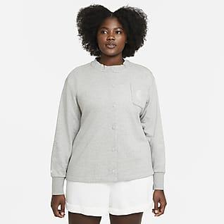 Nike Sportswear Femme Cardigan para mujer (talla grande)