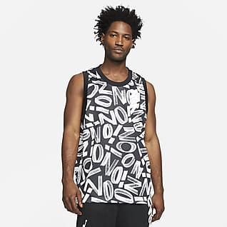 Jordan Dri-FIT Zion Men's Printed Jersey