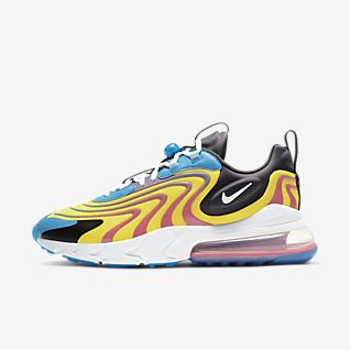 Men´s Nike Running Prix Shoes Nike Air Max 270 Photo Blue