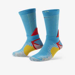 Nike Arazi Tipi Crew Koşu Çorapları
