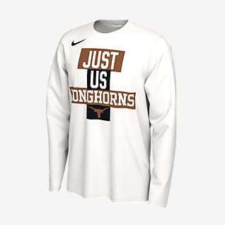 Nike College (Texas) Men's Long-Sleeve T-Shirt
