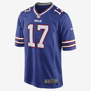 NFL Buffalo Bills (Josh Allen) American-football-wedstrijdjersey voor heren