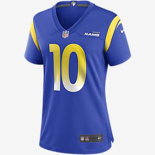 NFL Los Angeles Rams (Cooper Kupp) Women's Game Football Jersey