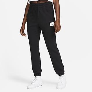 Jordan Essentials Fleece-Hose für Damen