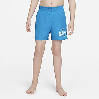 Nike Lap 4 Plavecké kraťasy pro větší děti (chlapce)