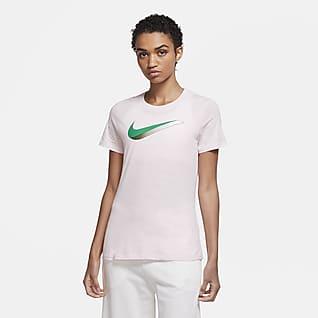 Nike Sportswear Icon Clash เสื้อยืดผู้หญิง