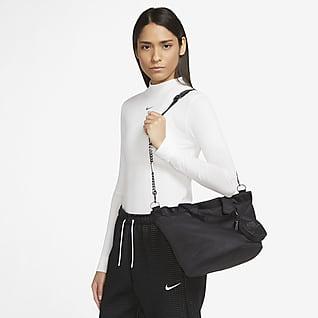 Nike Sportswear Futura Luxe Skuldertaske til kvinder