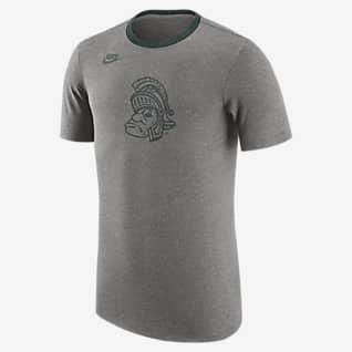 Nike College (Michigan State) Men's Logo T-Shirt