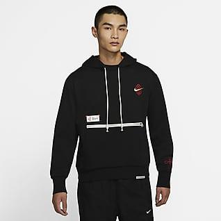 "Nike Dri-FIT Standard Issue ""Chinese New Year"" 男子篮球套头连帽衫"