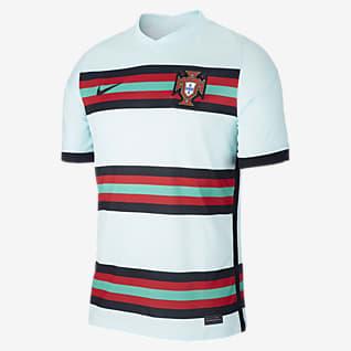 2020 赛季葡萄牙队客场球迷版 男子足球球衣