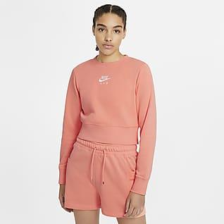 Nike Air Tröja med rund hals för kvinnor
