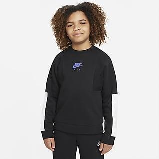 Nike Air Sweatshirt til store barn (gutt)