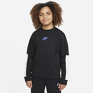Nike Air Sweatshirt til større børn (drenge)