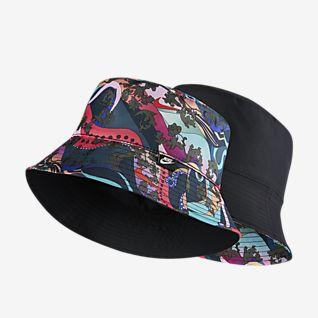 Nike Sportswear Icon Clash Wendbarer Bucket Hat für Damen