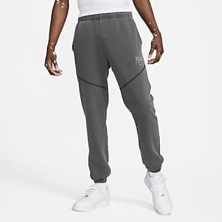 Nike Sportswear Club Men's French Terry Cuffed Pants