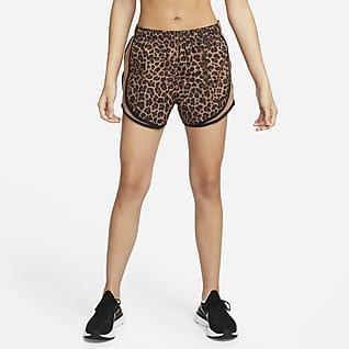 "Nike Dri-FIT Tempo Women's 3"" Leopard Print Running Shorts"