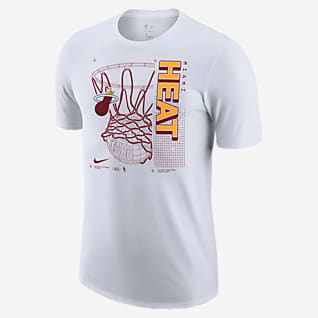 Miami Heat Essential Men's Nike Dri-FIT NBA T-Shirt