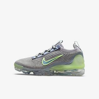 Nike Air VaporMax 2021 FK Big Kids' Shoe