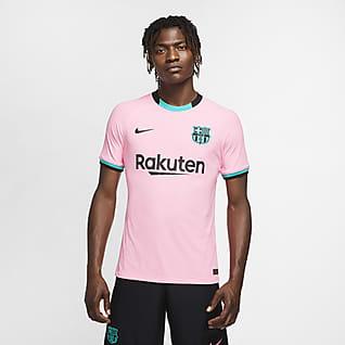FC Barcelona Vapor Match 2020/21 alternativo Camiseta de fútbol para hombre