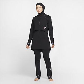 costume piscina donna nike