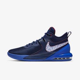 Mens Blue Basketball Shoes. Nike.com
