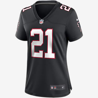 NFL Atlanta Falcons (Todd Gurley) Women's Game Football Jersey