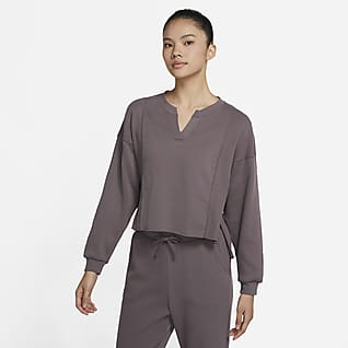Nike Yoga Dri-FIT Luxe 女子上衣