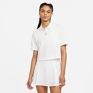 The Nike Polo Pikétröja för kvinnor