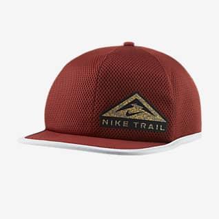 Nike Dri-FIT Pro หมวกแก๊ปวิ่งเทรล