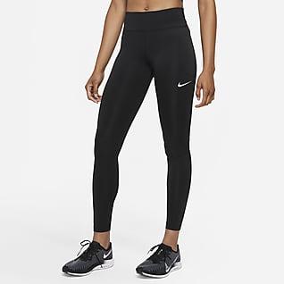 Nike Fast Leggings de running de tiro medio para mujer