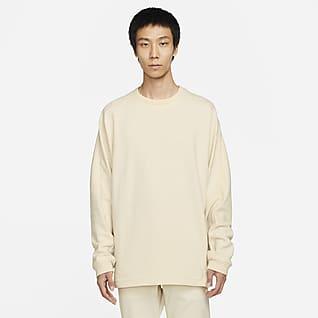Nike ESC Fleece-Rundhalsshirt für Herren