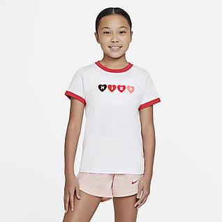 ナイキ スポーツウェア ジュニア (ガールズ) Tシャツ