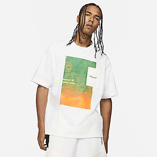 Jordan Why Not? Kortermet T-skjorte til herre