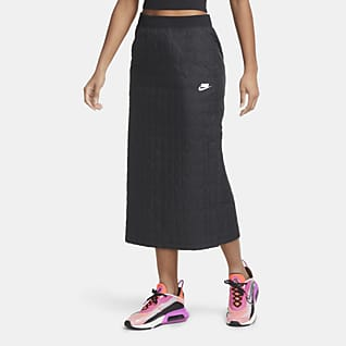 Nike Sportswear NSW Falda acolchada para mujer