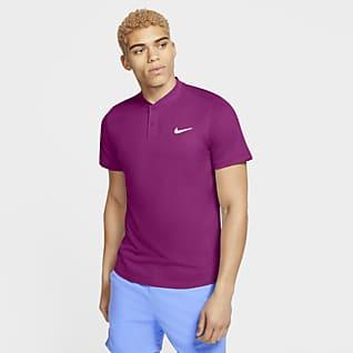 NikeCourt Dri-FIT เสื้อโปโลเทนนิสผู้ชาย