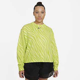 Nike Sportswear Icon Clash Women's Crew (Plus Size)