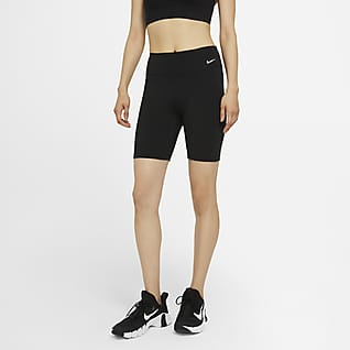 Nike One Women's Mid-Rise 18cm (approx.) Shorts