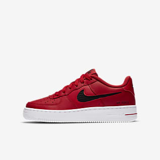 Rojo Air Force 1 Calzado. Nike US