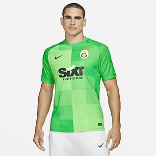 Galatasaray Goalkeeper Men's Short-Sleeve Football Top