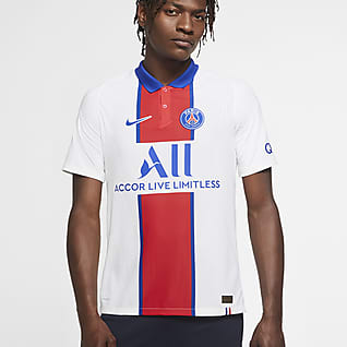 Paris Saint-Germain 2020/21 Vapor Match Away Herren-Fußballtrikot