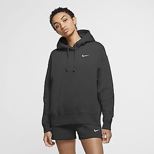 Nike Sportswear Sudadera con capucha de tejido Fleece - Mujer